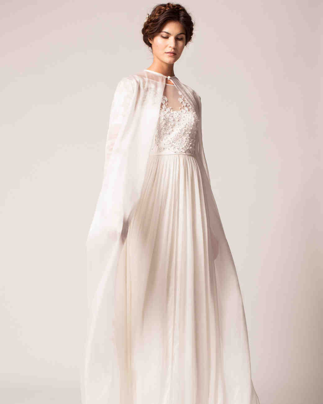 d44dc85c2 Temperley London Fall 2015 Bridal Collection