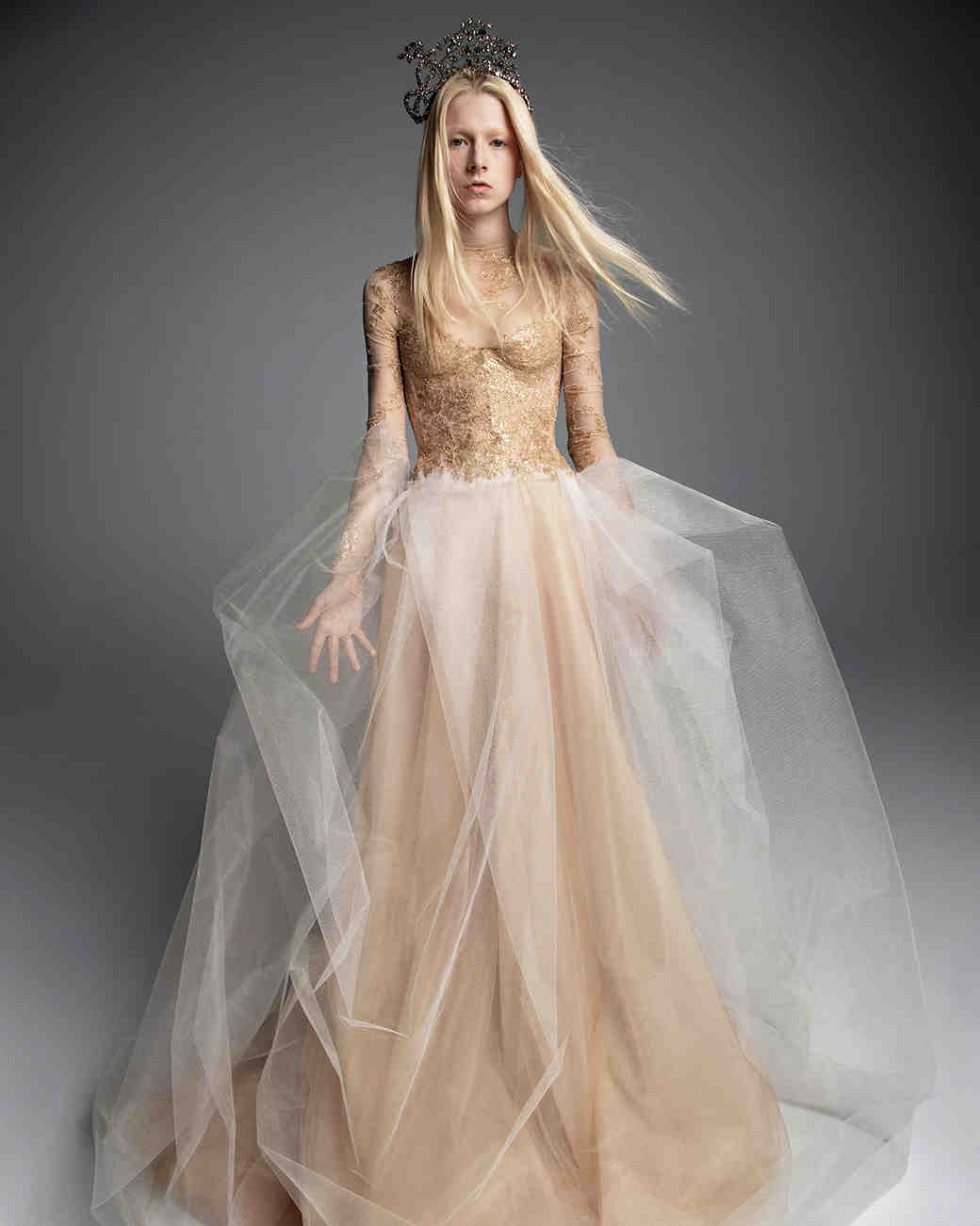 bbb111dca1a Vera Wang Fall 2019 Wedding Dress Collection
