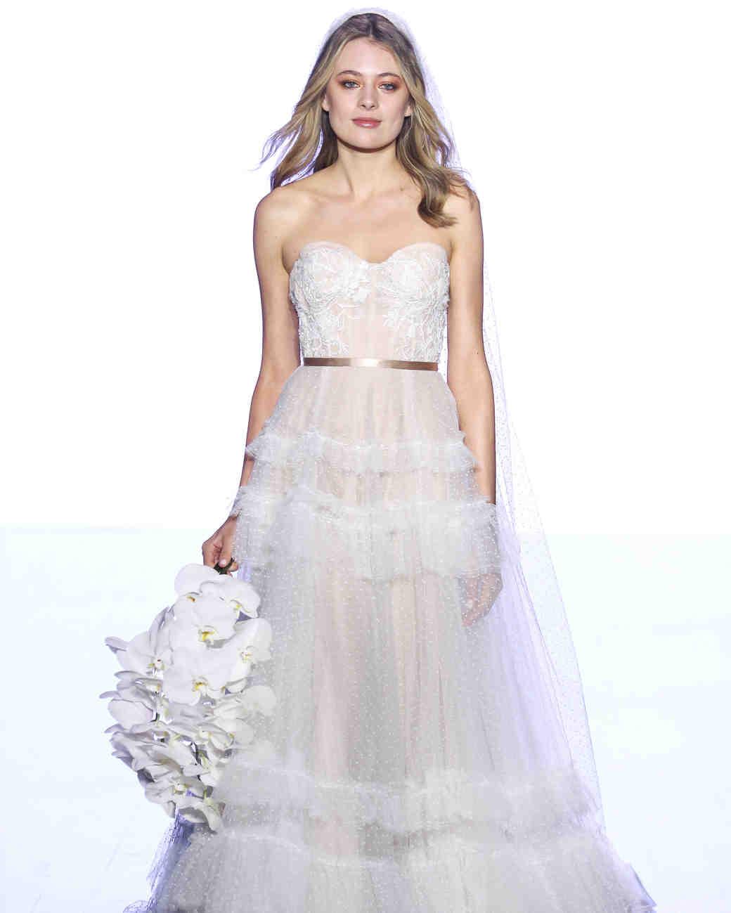22b6392b592 Watters Spring 2020 Wedding Dress Collection