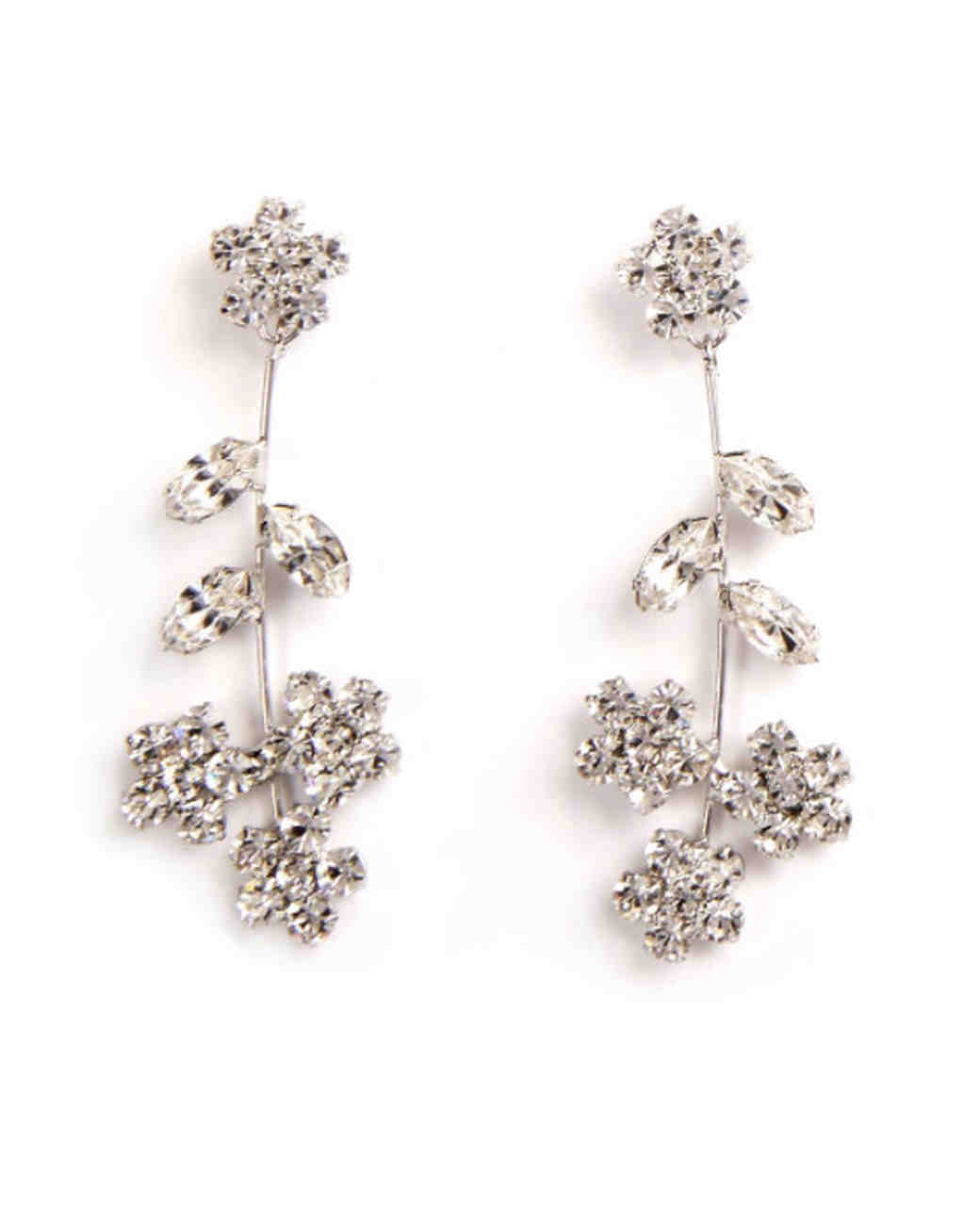 Our Favorite Wedding Earrings For Every Bride To Wear On Her Day Martha Weddings