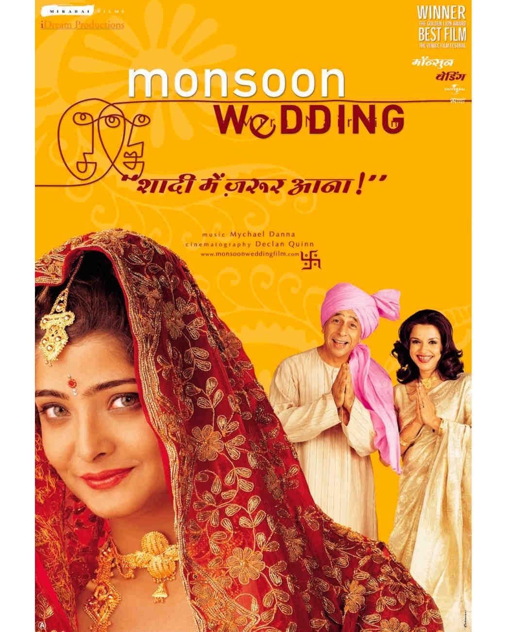 """""""Monsoon Wedding"""" promo"""