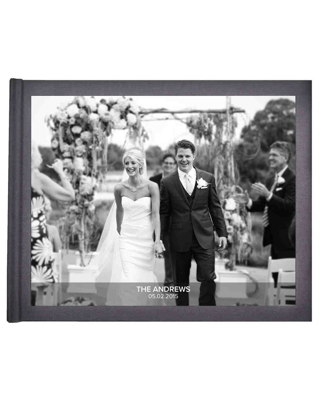 wedding picture albums