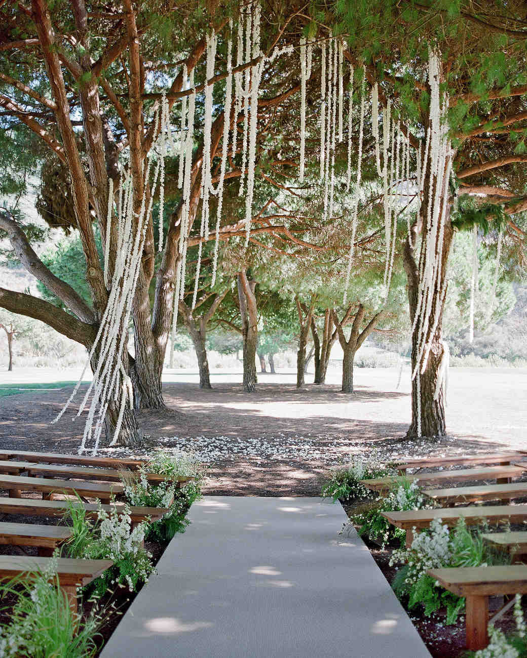 alex drew california wedding outdoor ceremony space