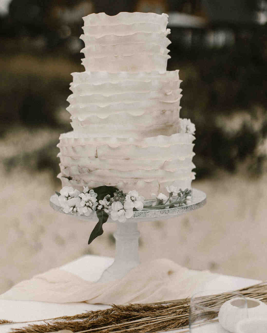 beach wedding cakes kevin klein
