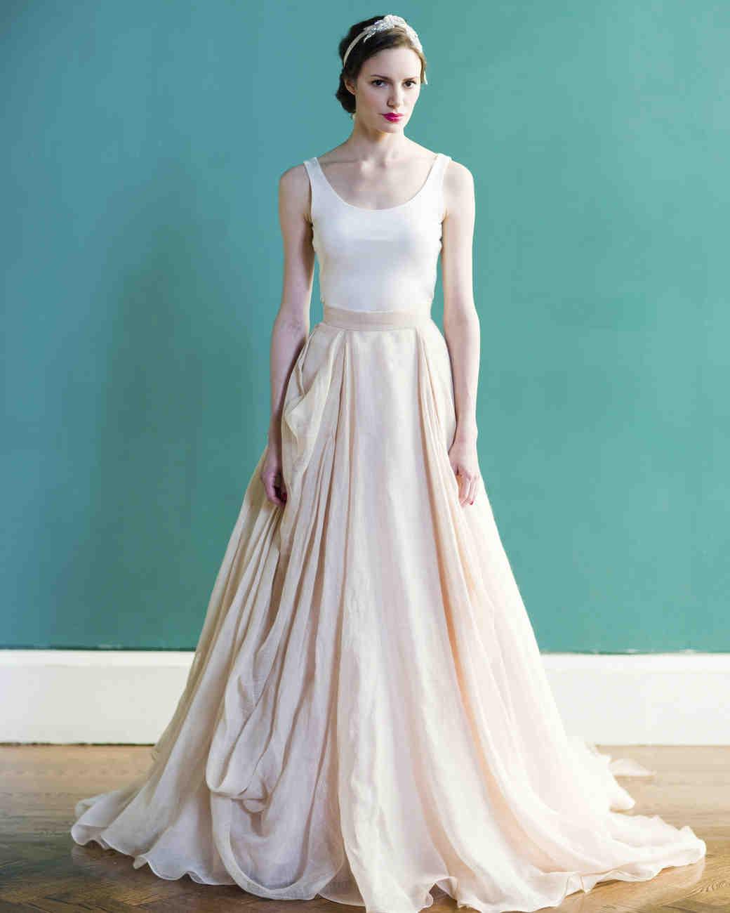 Carol Hannah, Spring 2013 Collection | Martha Stewart Weddings