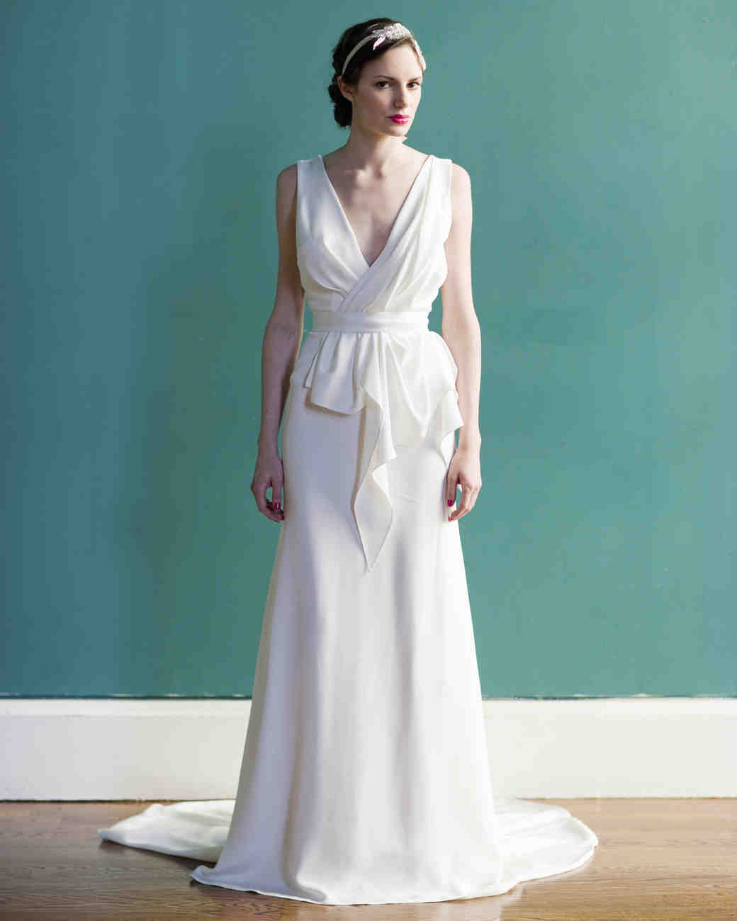 Carol Hannah, Spring 2013 Collection | Martha Stewart Weddings
