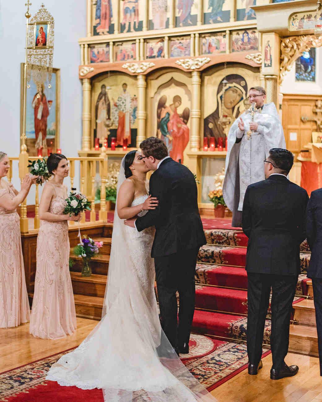 daniela andrei wedding ceremony