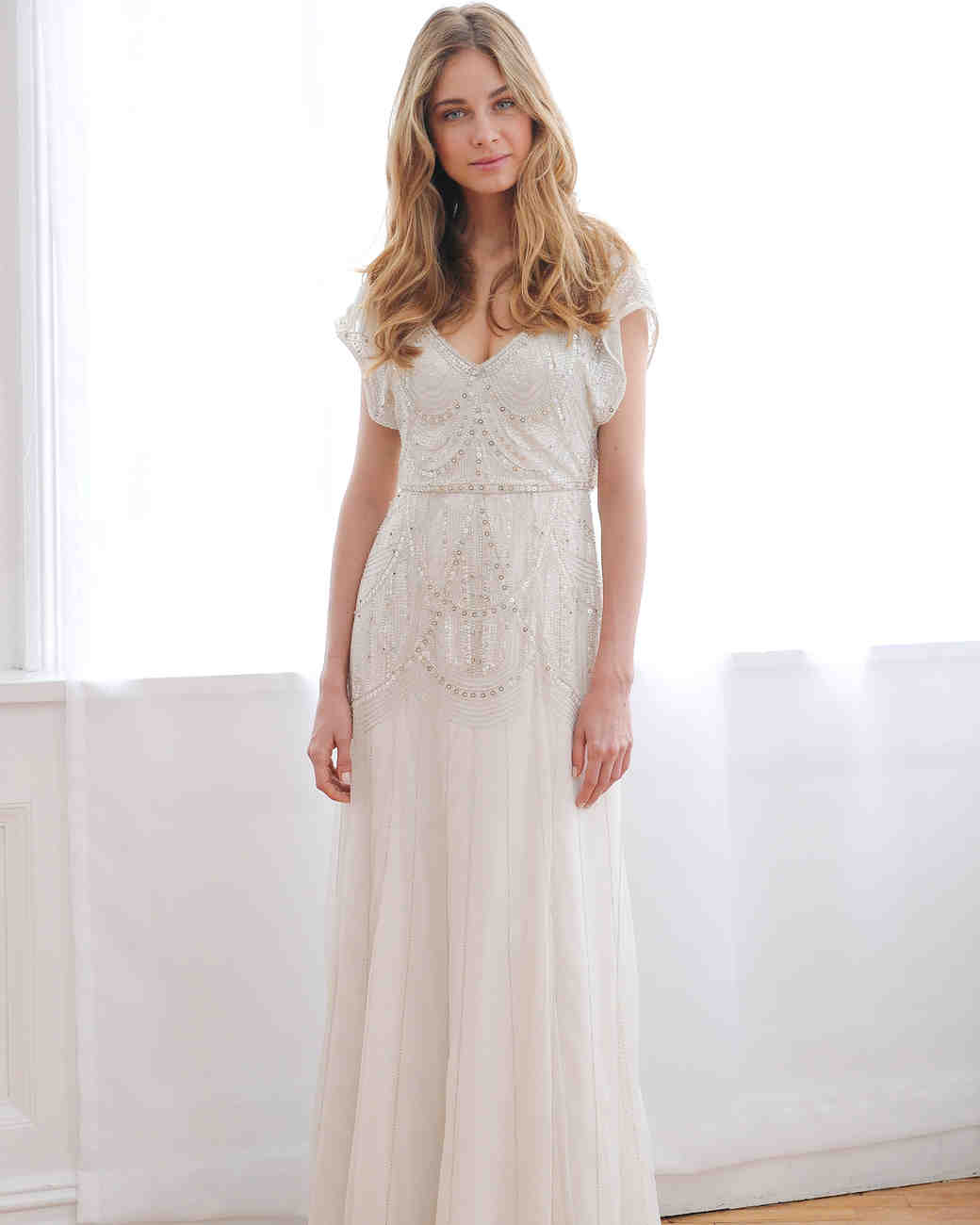 David\'s Bridal Fall 2016 Wedding Dress Collection | Martha Stewart ...