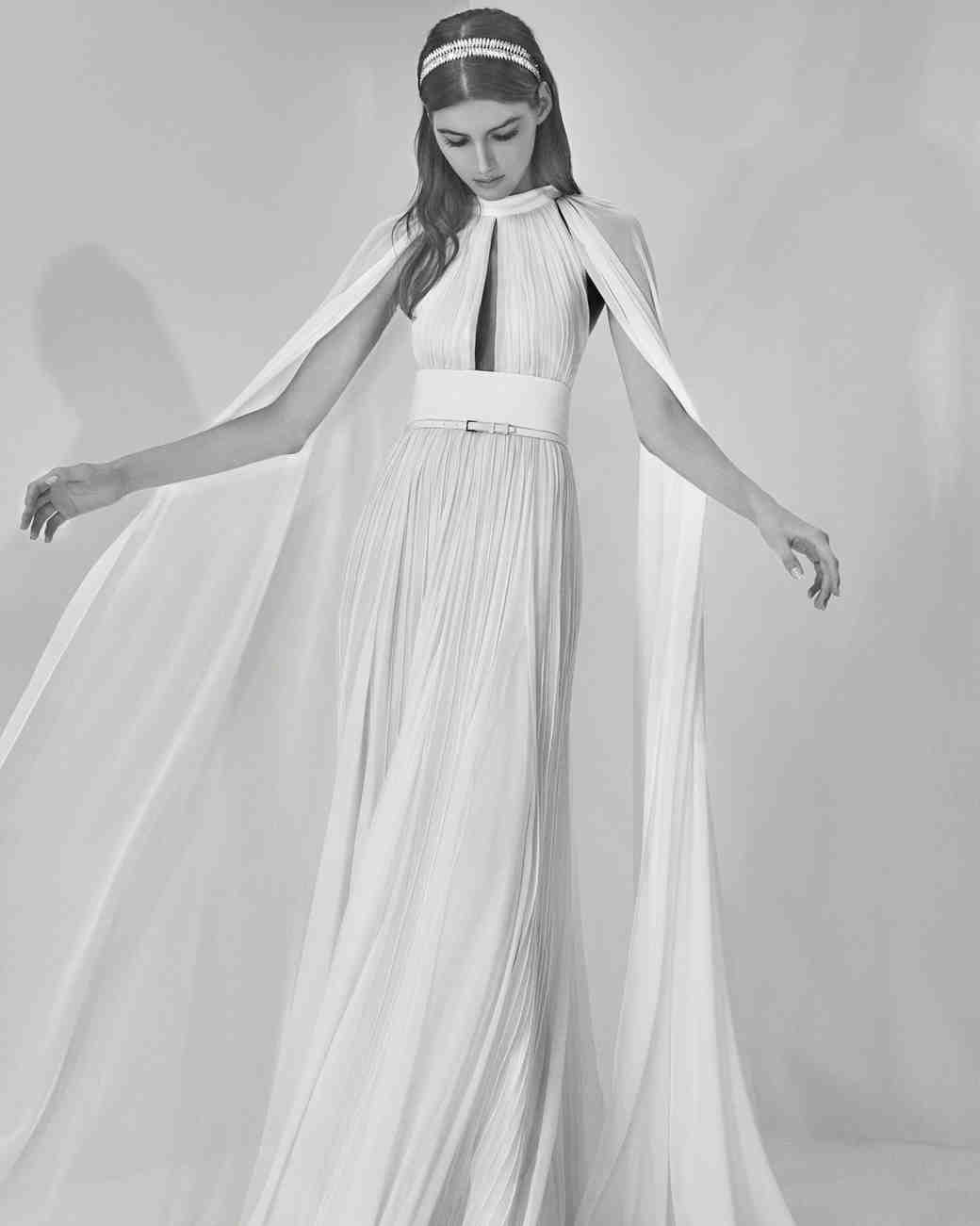 Elie saab fall 2017 wedding dress collection martha stewart weddings elie saab fall 2017 wedding dress collection junglespirit Images