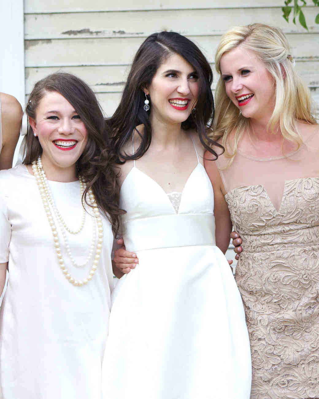 12 New Rules for Dressing Your Bridesmaids | Martha Stewart Weddings