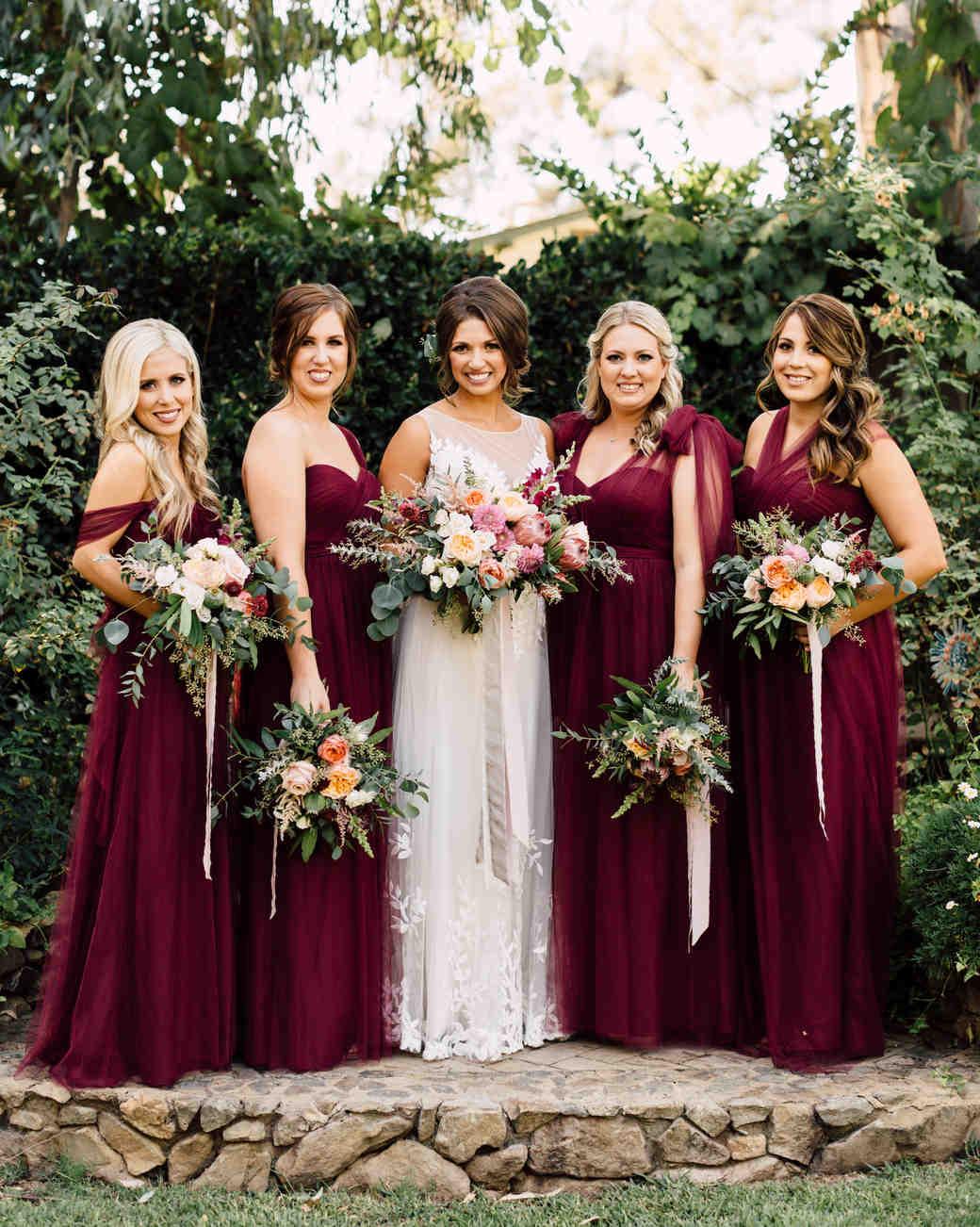 Fall Wedding Dress Ideas