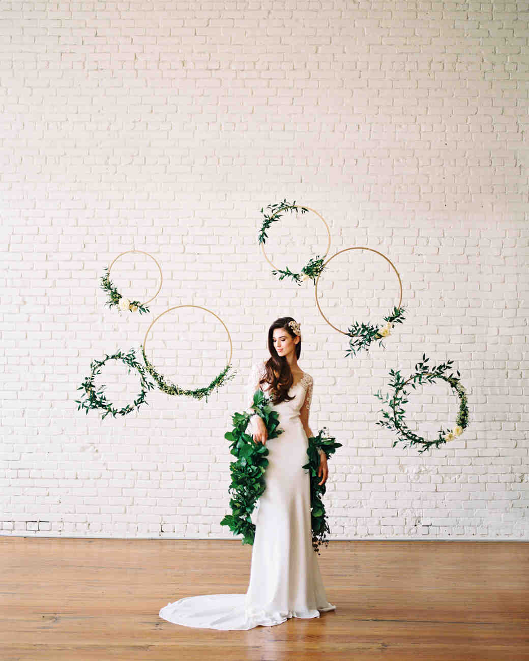 garland bouquets ashley bosnick