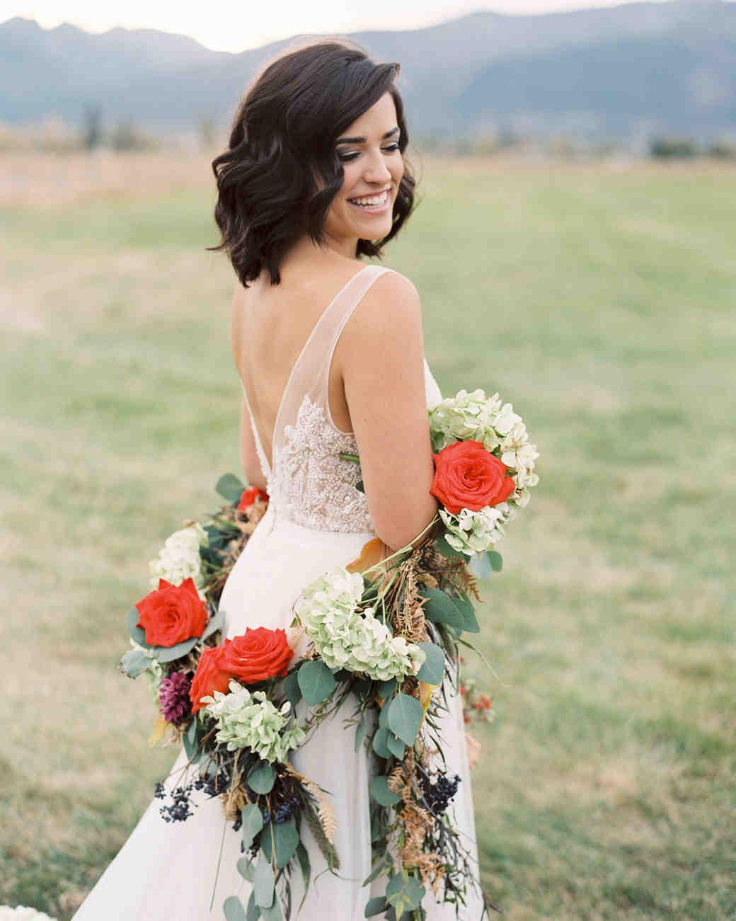 garland bouquets rebecca hollis