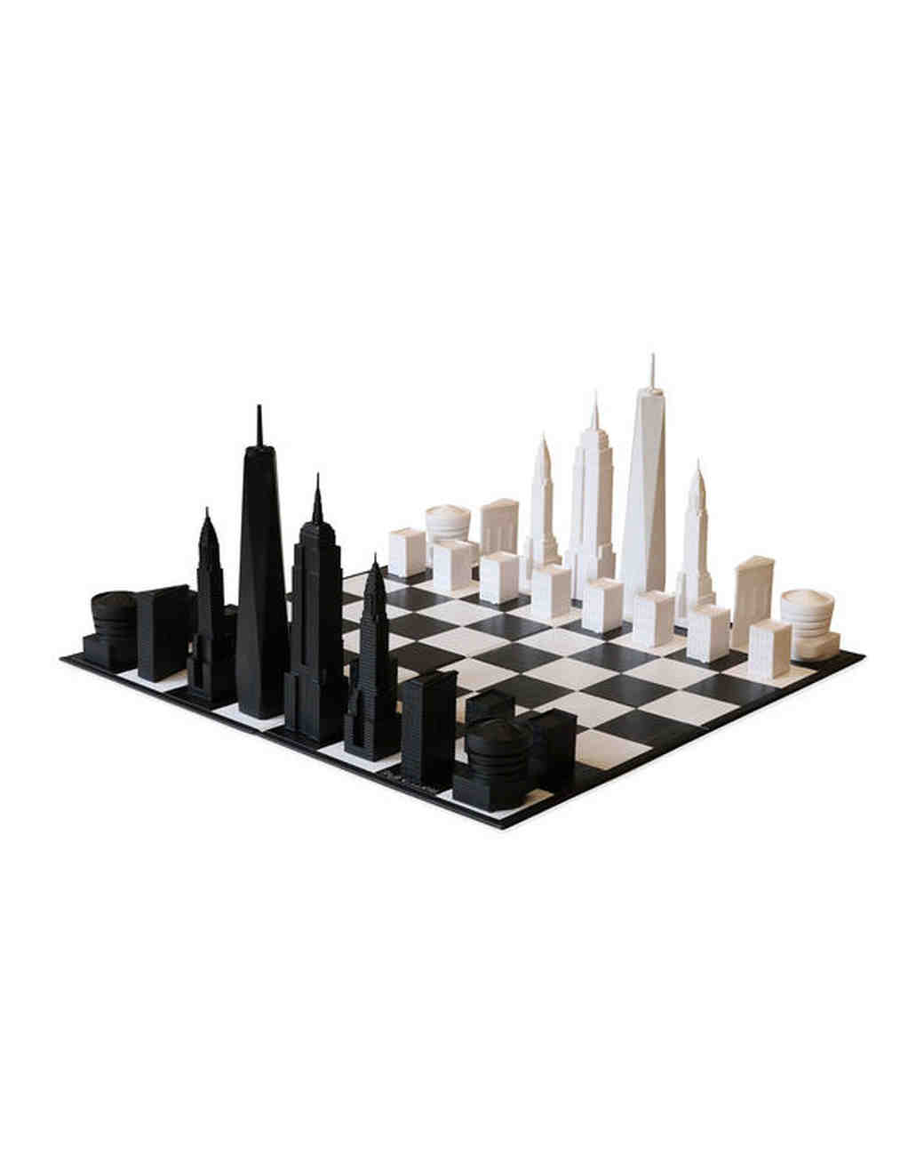 groom gift guide moma new york chess set