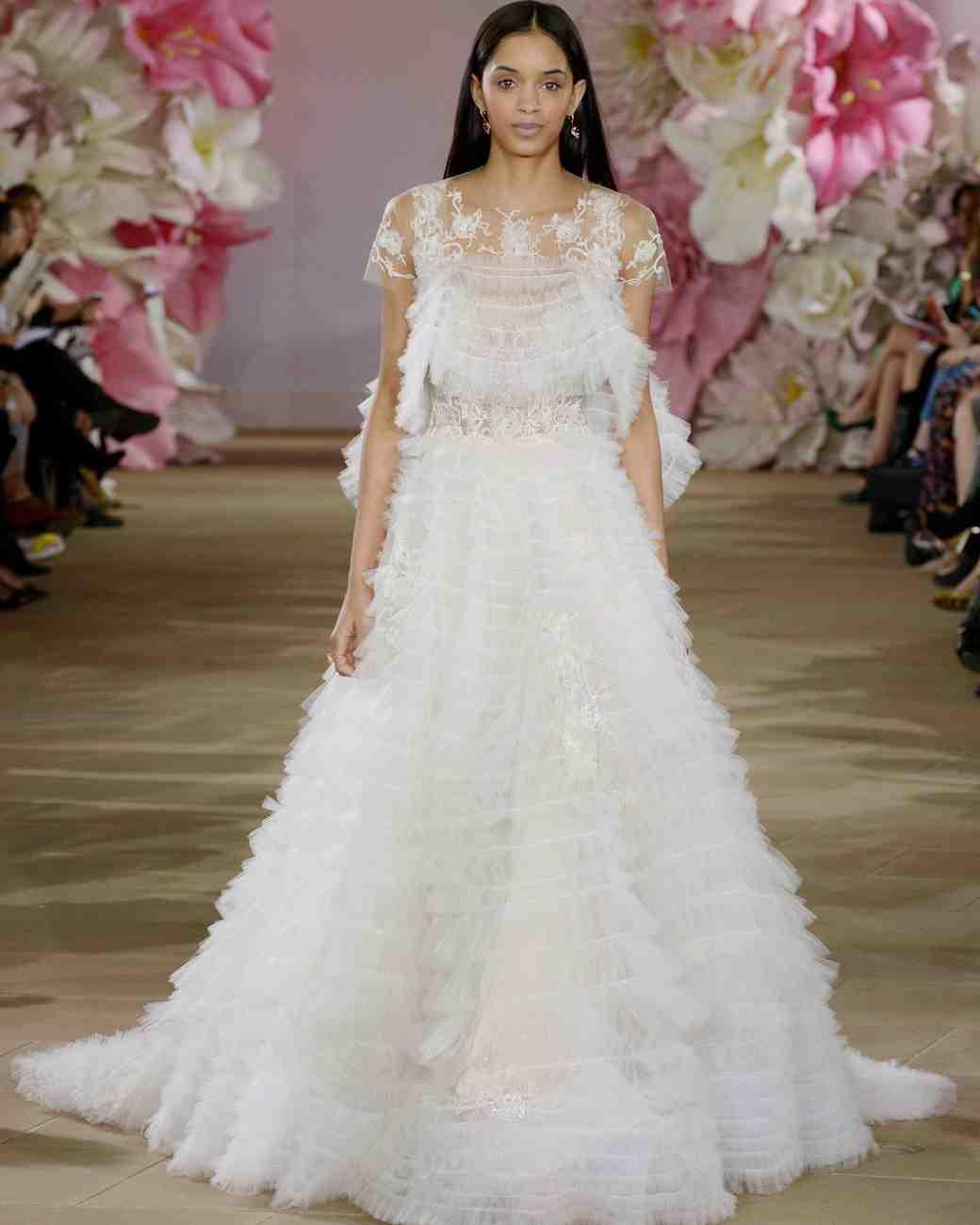 Ines Di Santo Spring 2017 Wedding Dress Collection | Martha Stewart ...