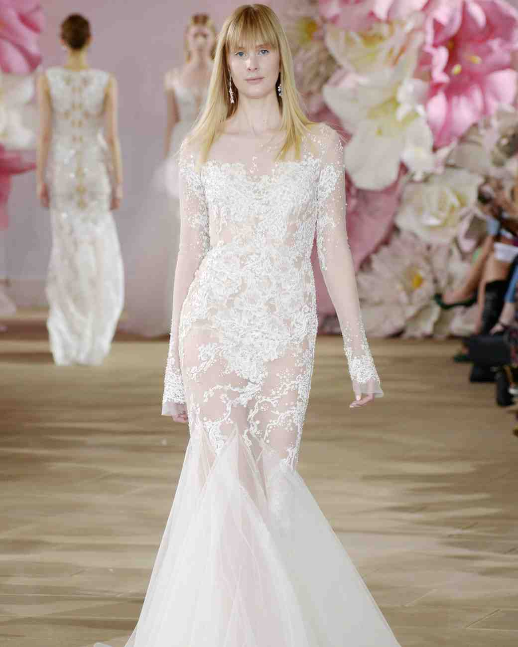 "Ines di Santo ""Divine"" Mermaid Gown"