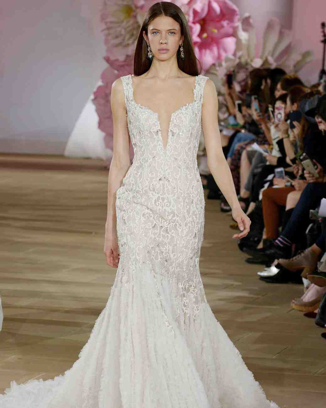 "Ines di Santo ""Luscious"" Mermaid Gown"