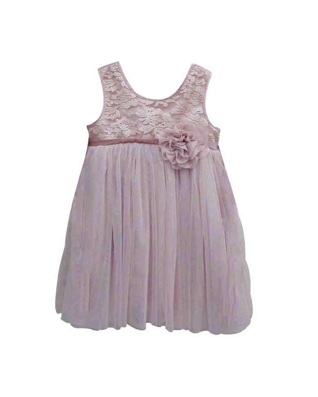 fb60083b4f The Sweetest Lace Flower Girl Dresses