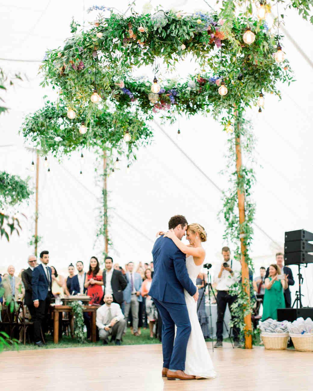 lauren josh wedding first dance