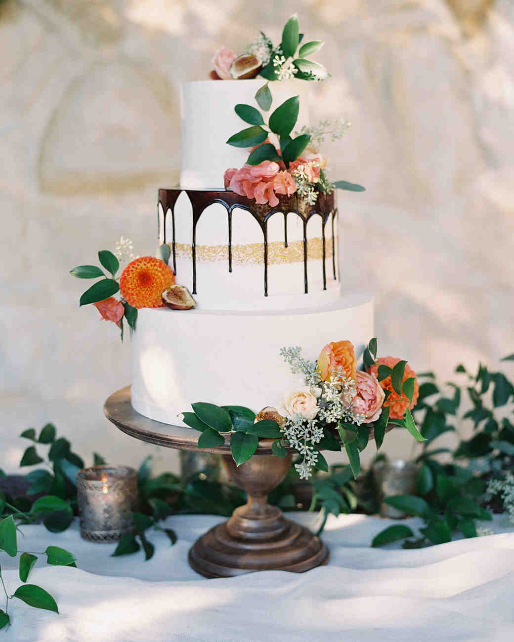 laurie michael wedding cake