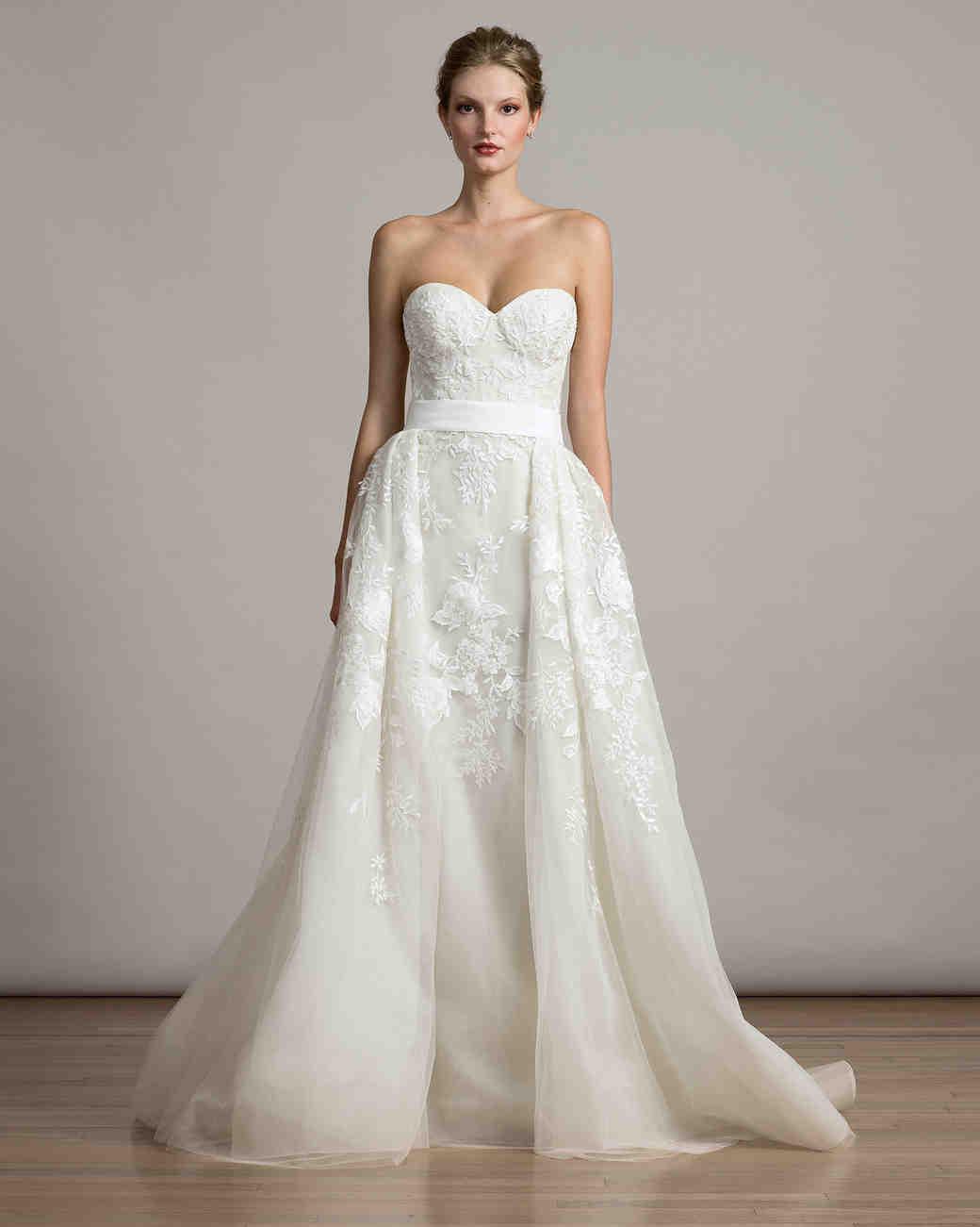 Vows Wedding Dresses 17 Cool Liancarlo Fall Wedding Dress