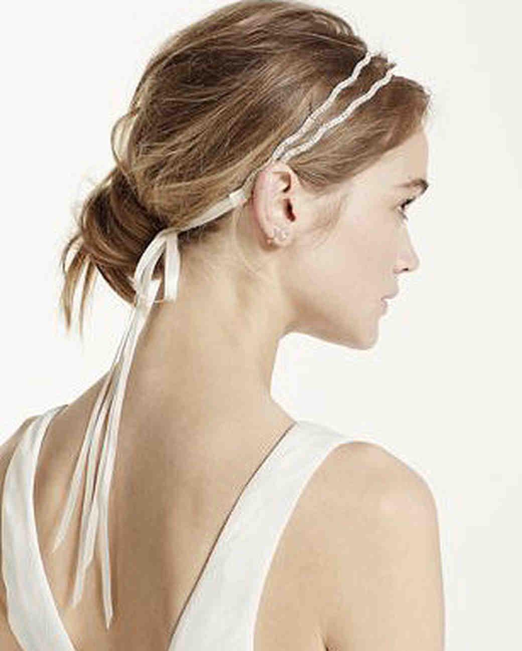 tie-back headband