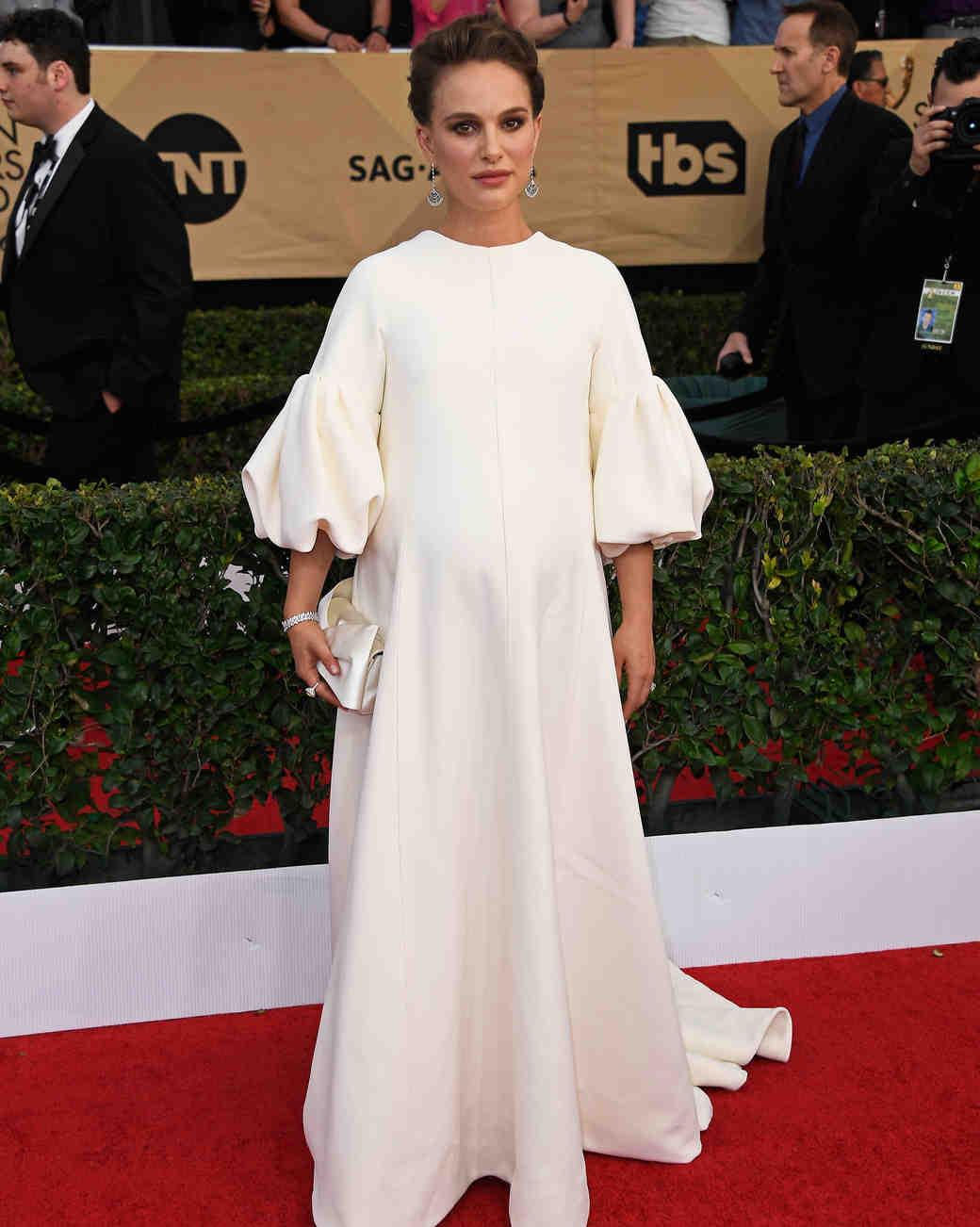 Natalie Portman Sag Awards 2017