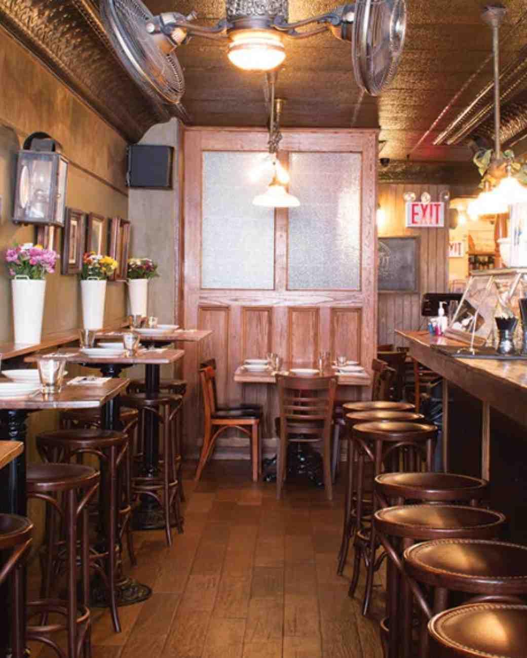 restaurant and bar rubirosa