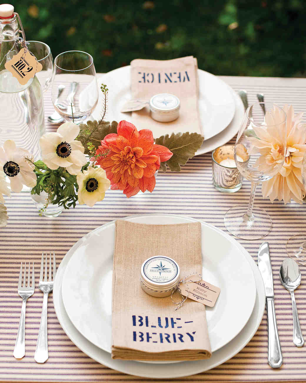 Best Wedding Colors From Real Celebrations