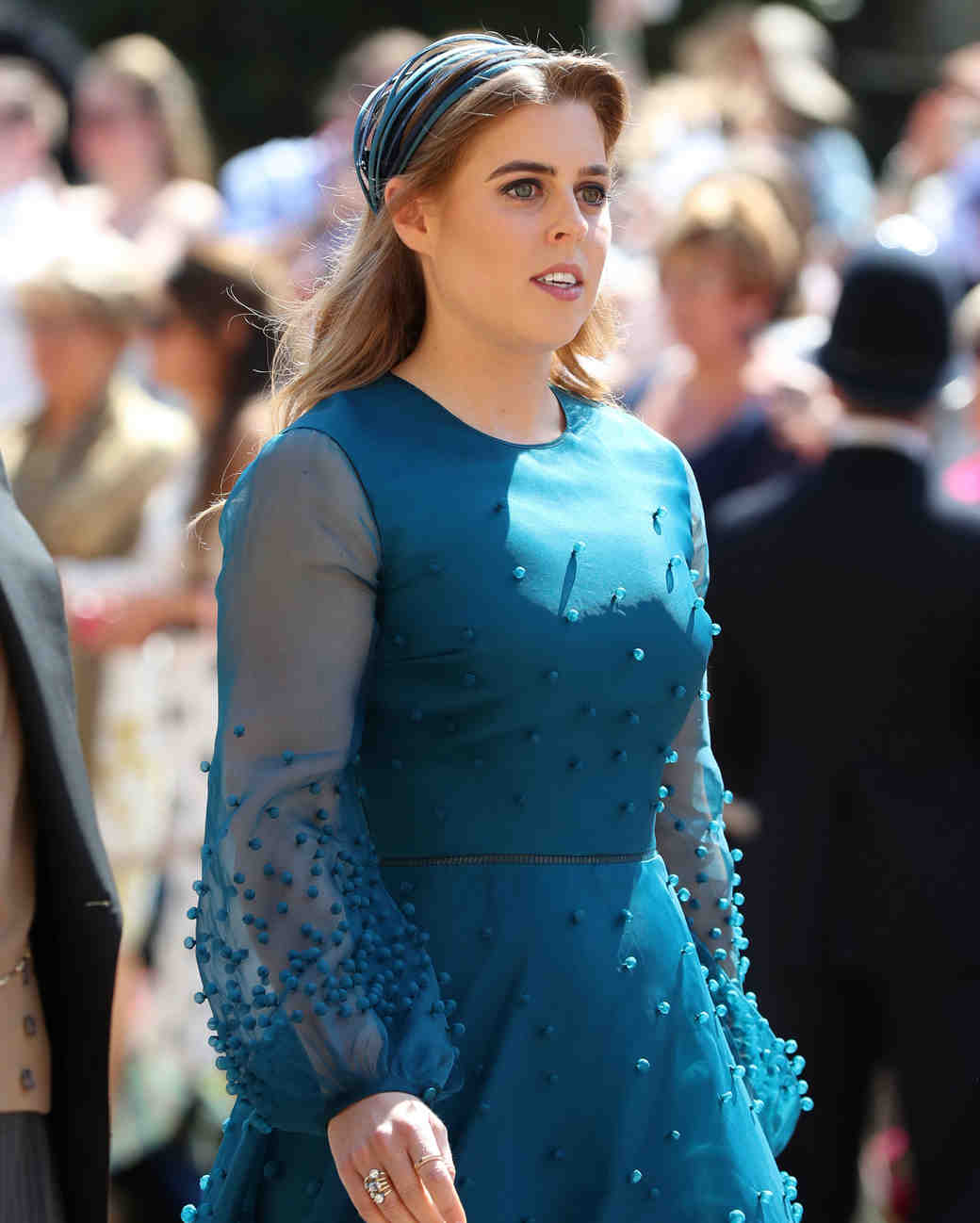 Princess Beatrice royal wedding 2018