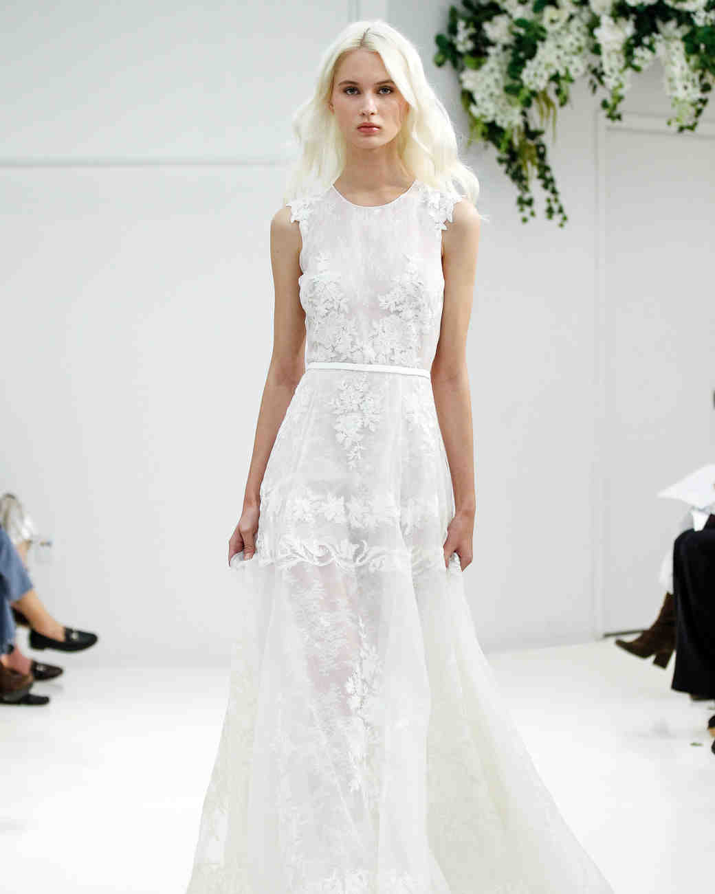 Sachin and Babi Wedding Dress Fall 2017