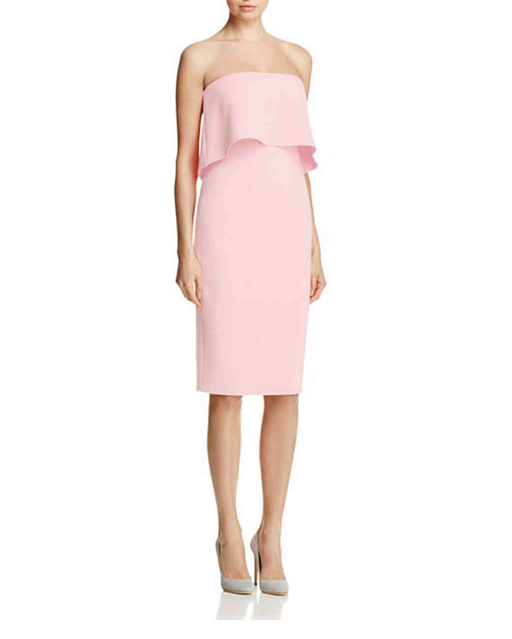 short bridesmaid dresses likely