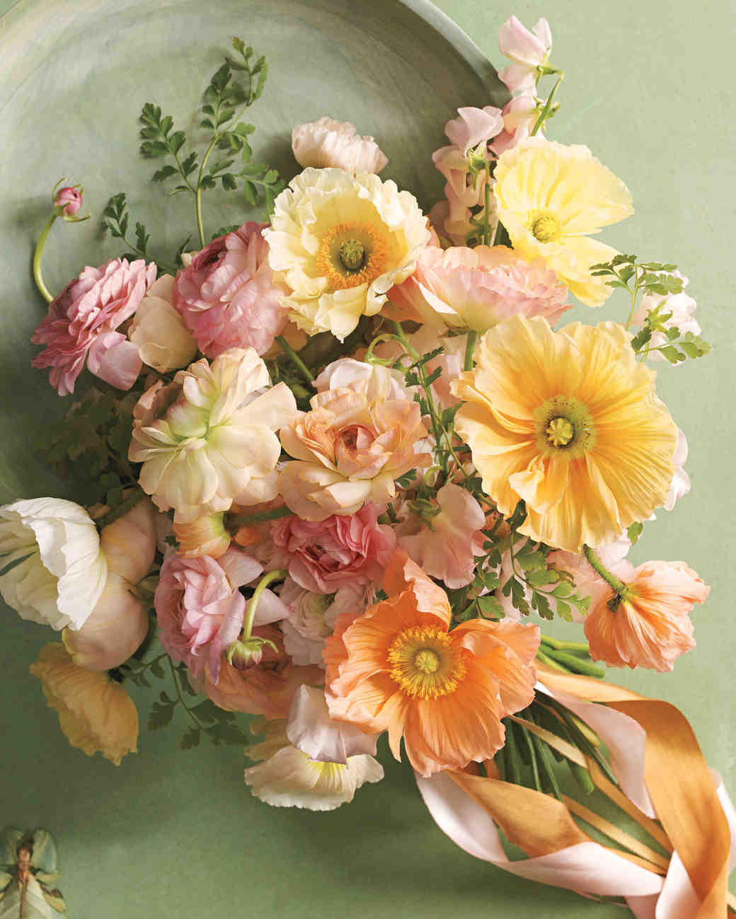 8 Bouquets Inspired By The Most Popular Wedding Flowers Martha