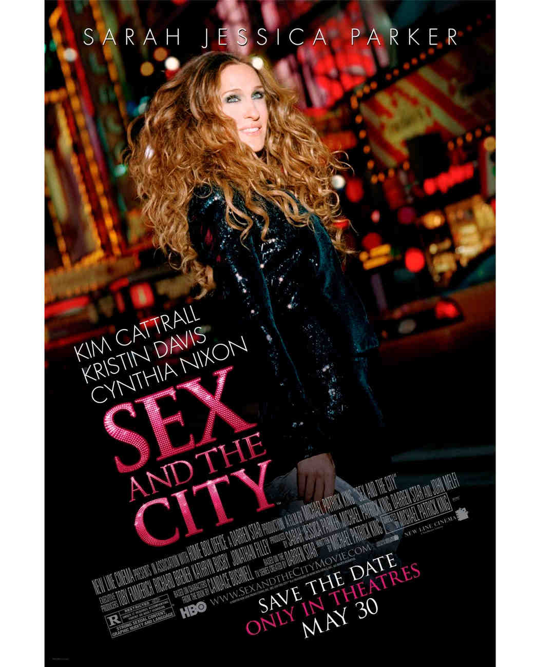 """Sex and the City"" promo"