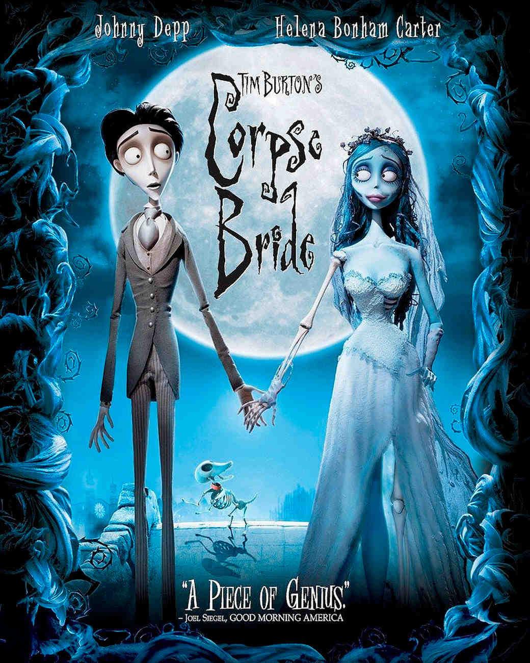 """""""The Corpse Bride"""" promo"""