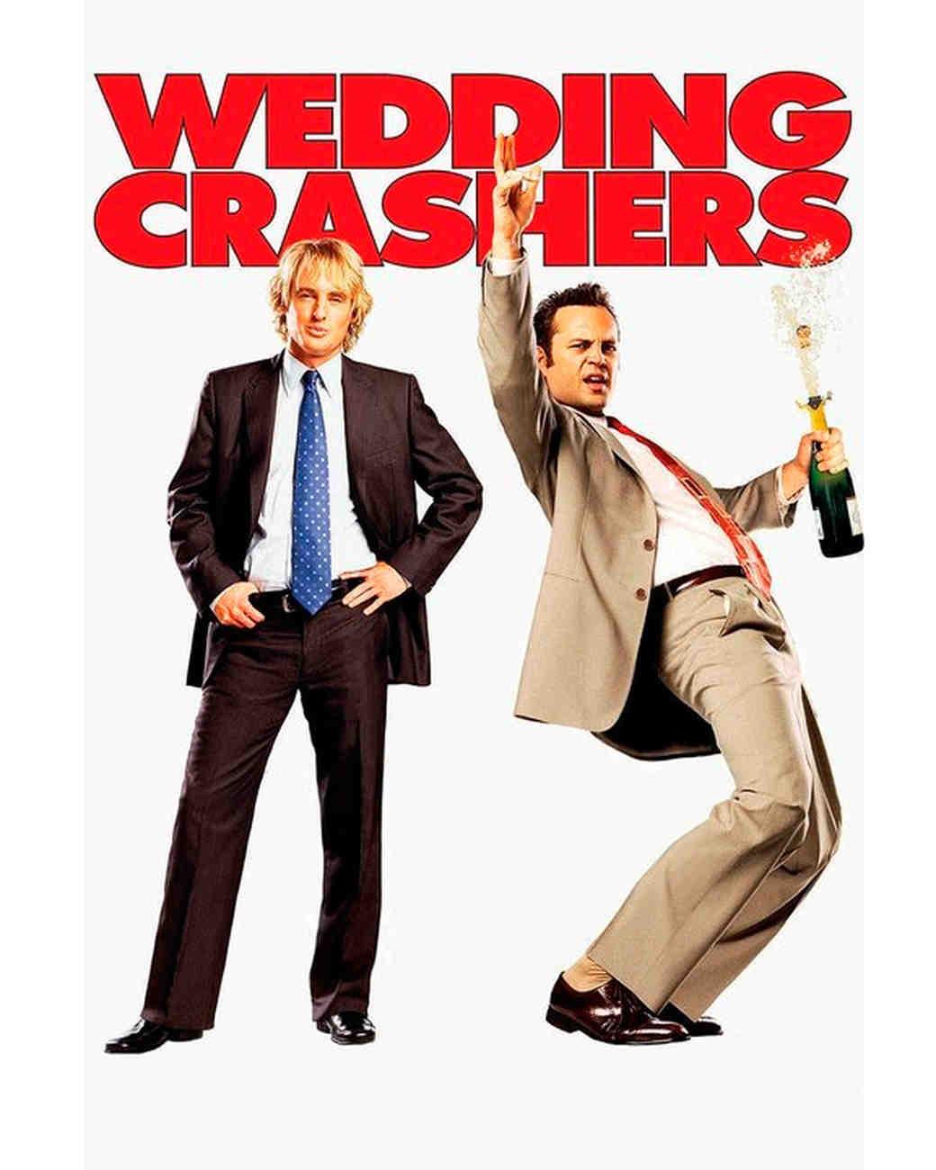 """""""Wedding Crashers"""" promo"""