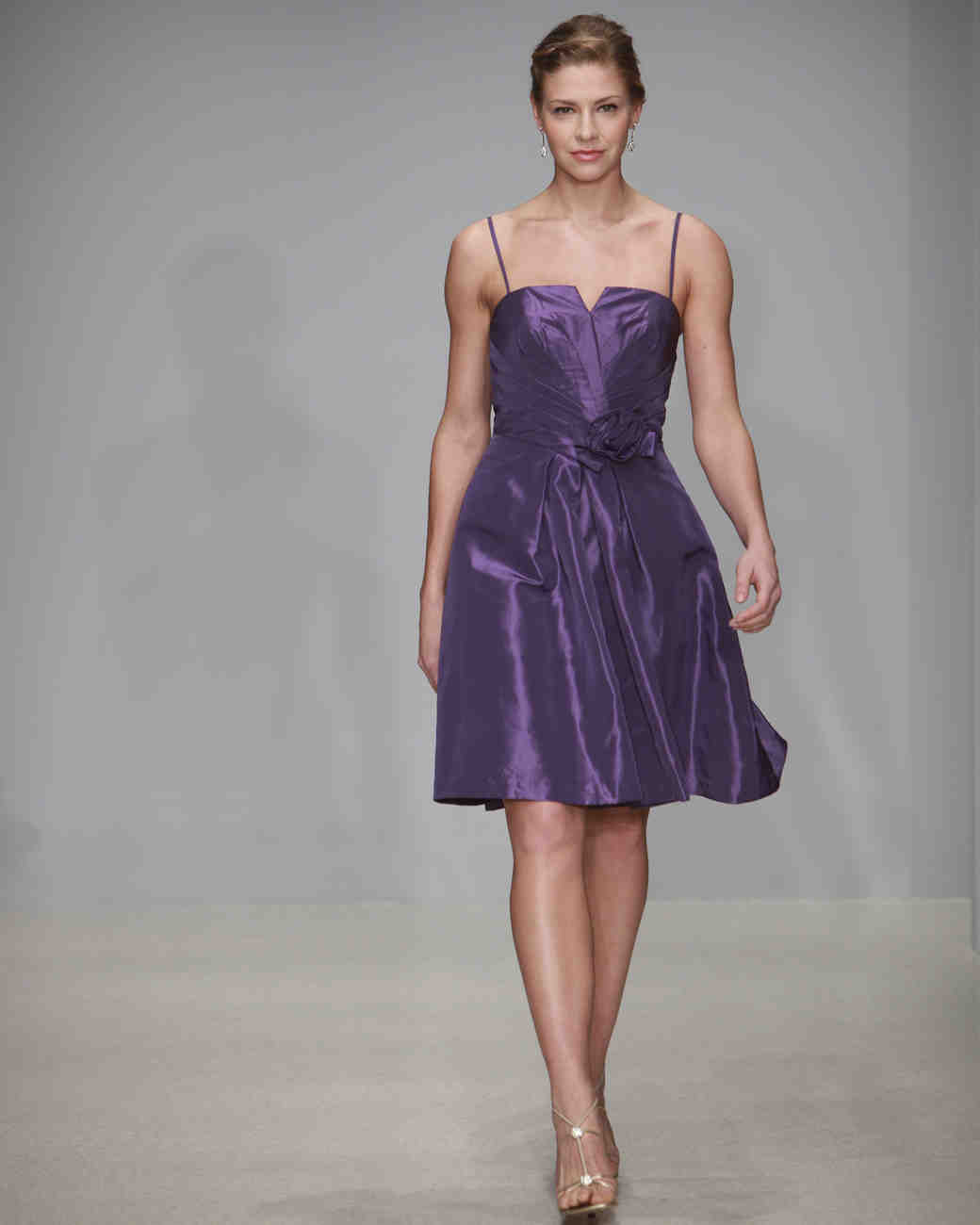 Alfred Angelo, Spring 2013 Bridesmaid Collection | Martha Stewart ...