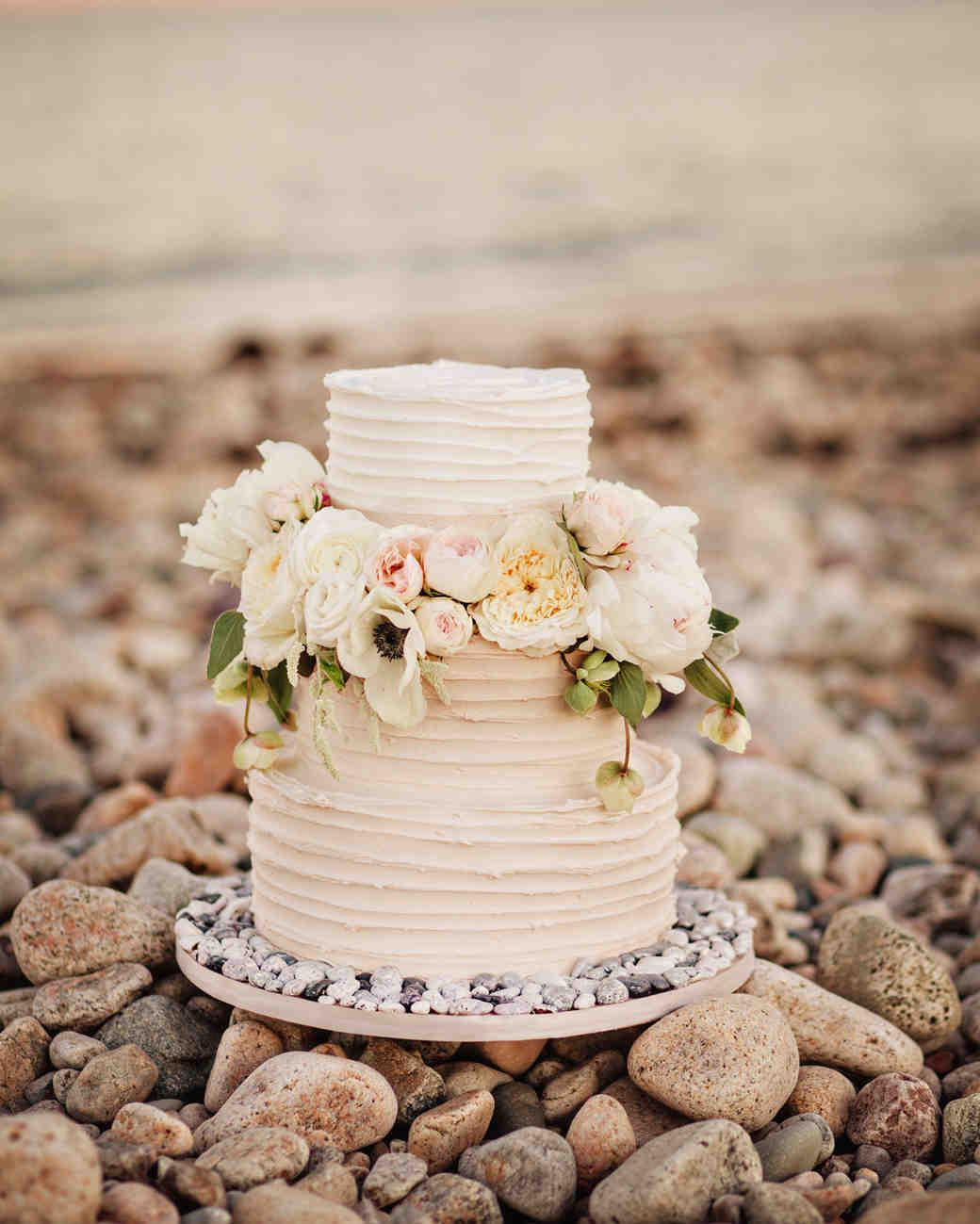 beach wedding cakes amilia james