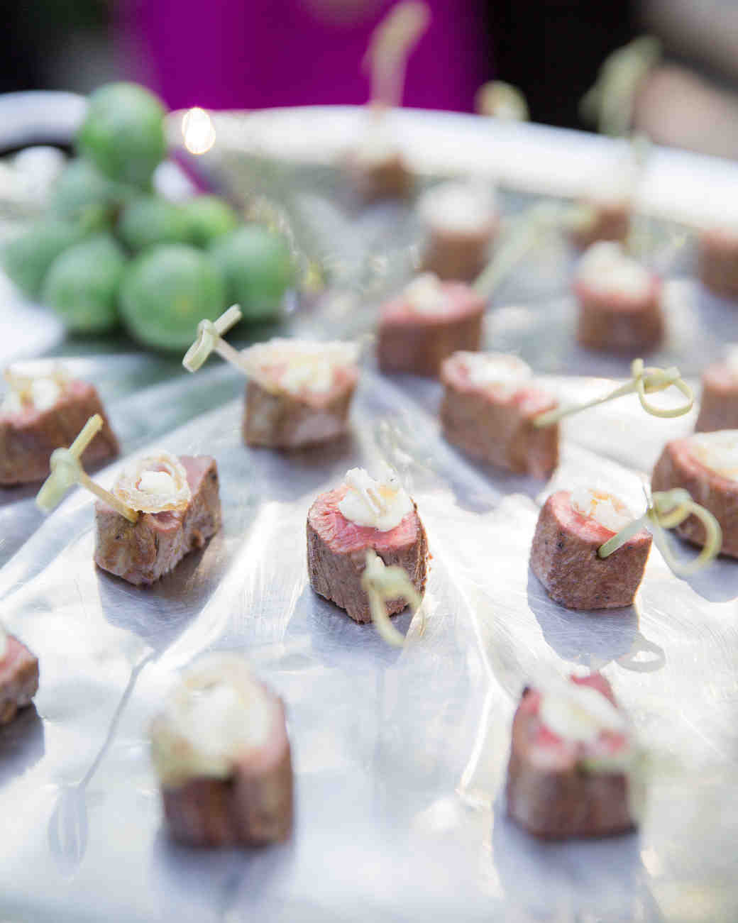 20 delicious bites to serve at your bridal shower martha stewart weddings