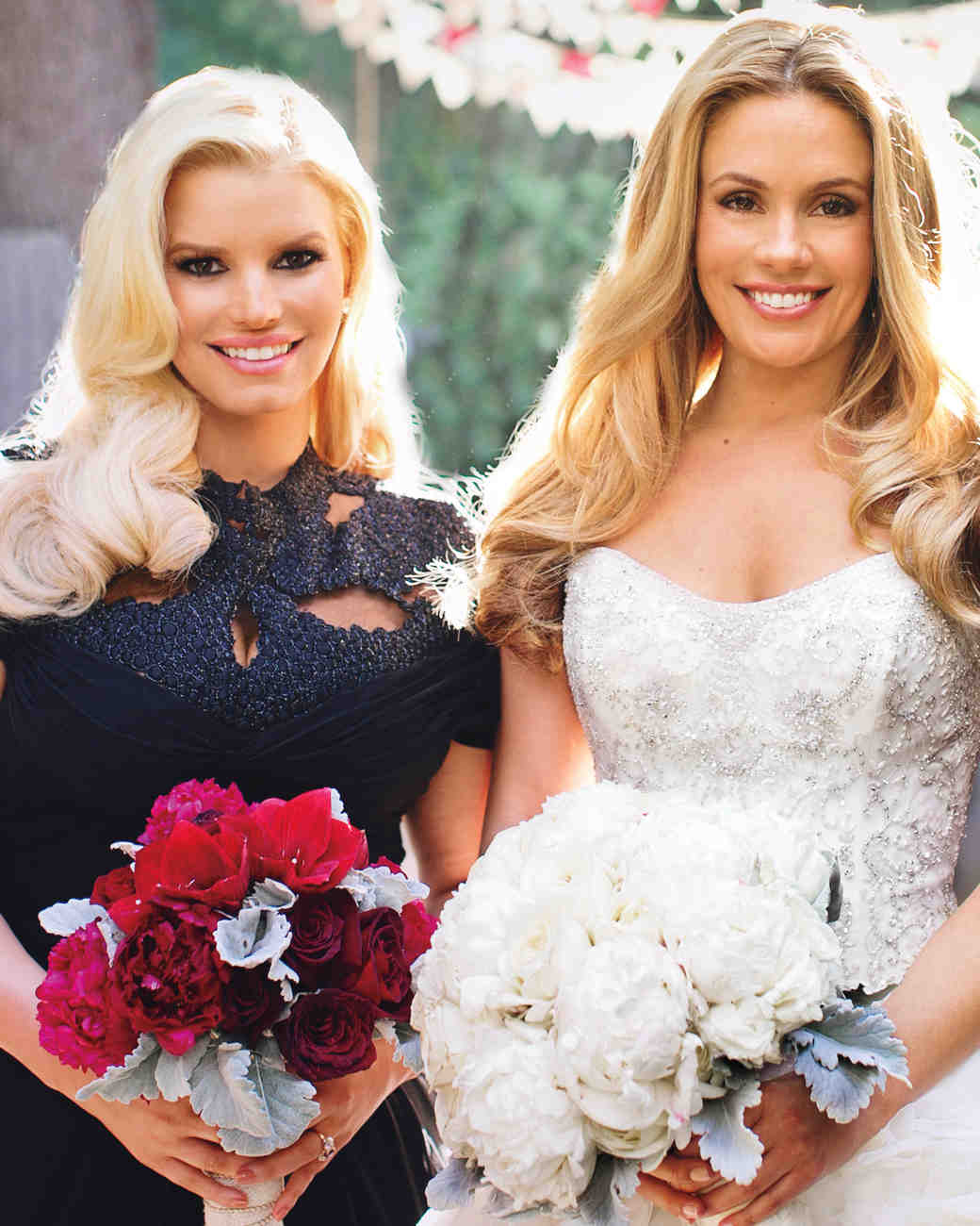 Jessica Simpson as Maid of Honor