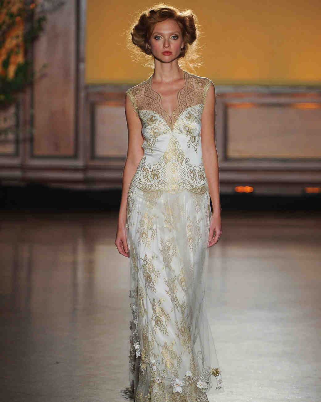 Claire Pettibone Fall 2016 Wedding Dress Collection