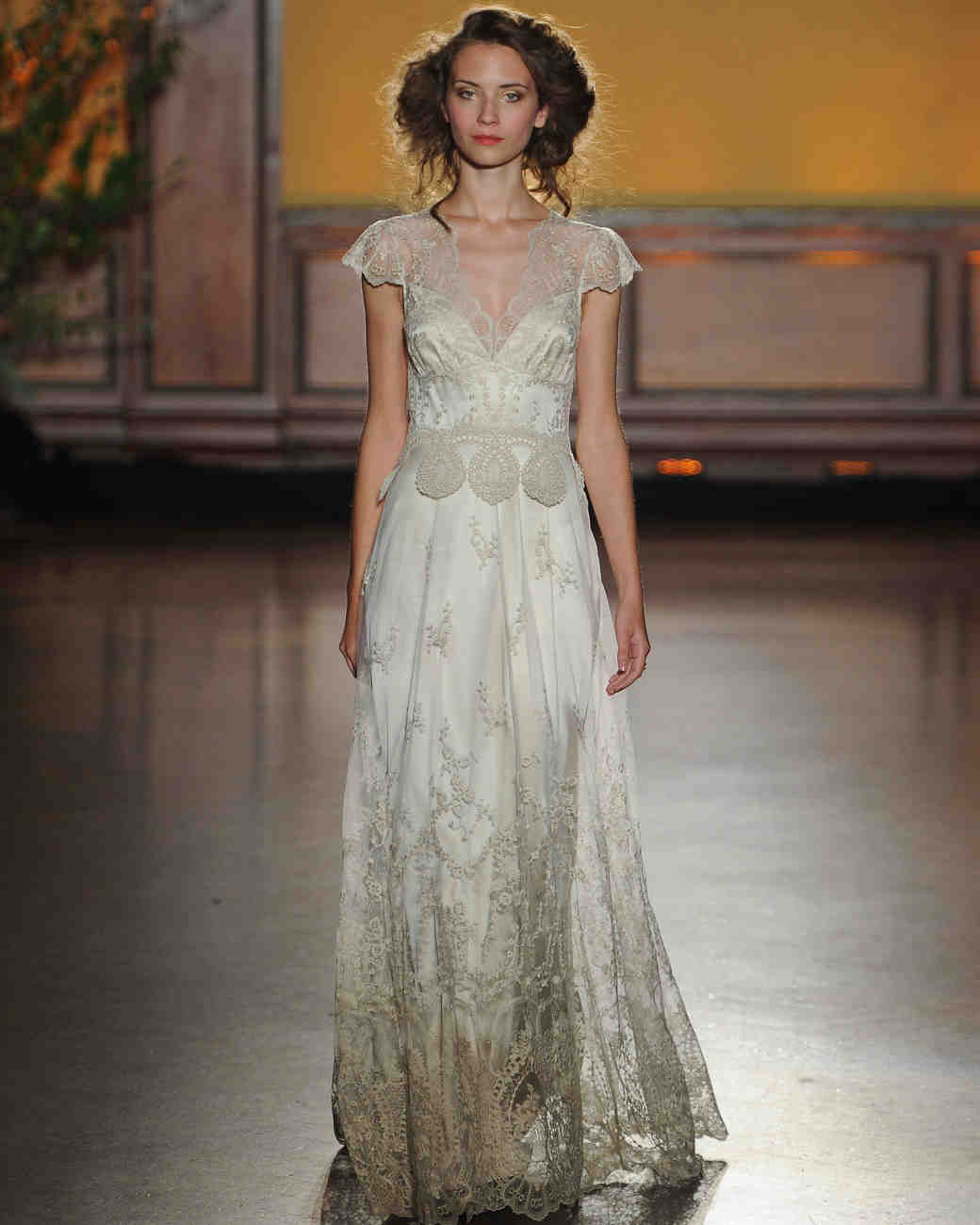 Claire Pettibone Wedding Gowns: Claire Pettibone Fall 2016 Wedding Dress Collection