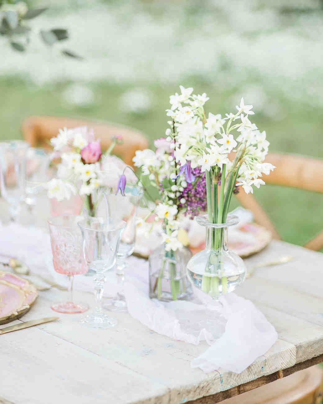 Trending Now: Cluster Wedding Centerpieces | Martha Stewart Weddings