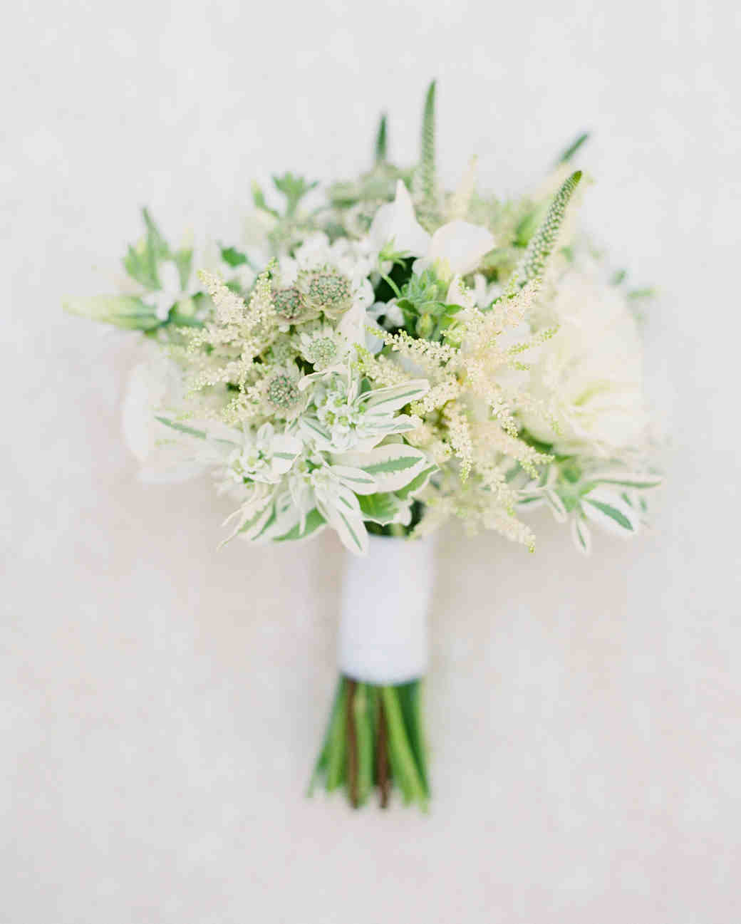 Elizabeth's wedding-bouquet