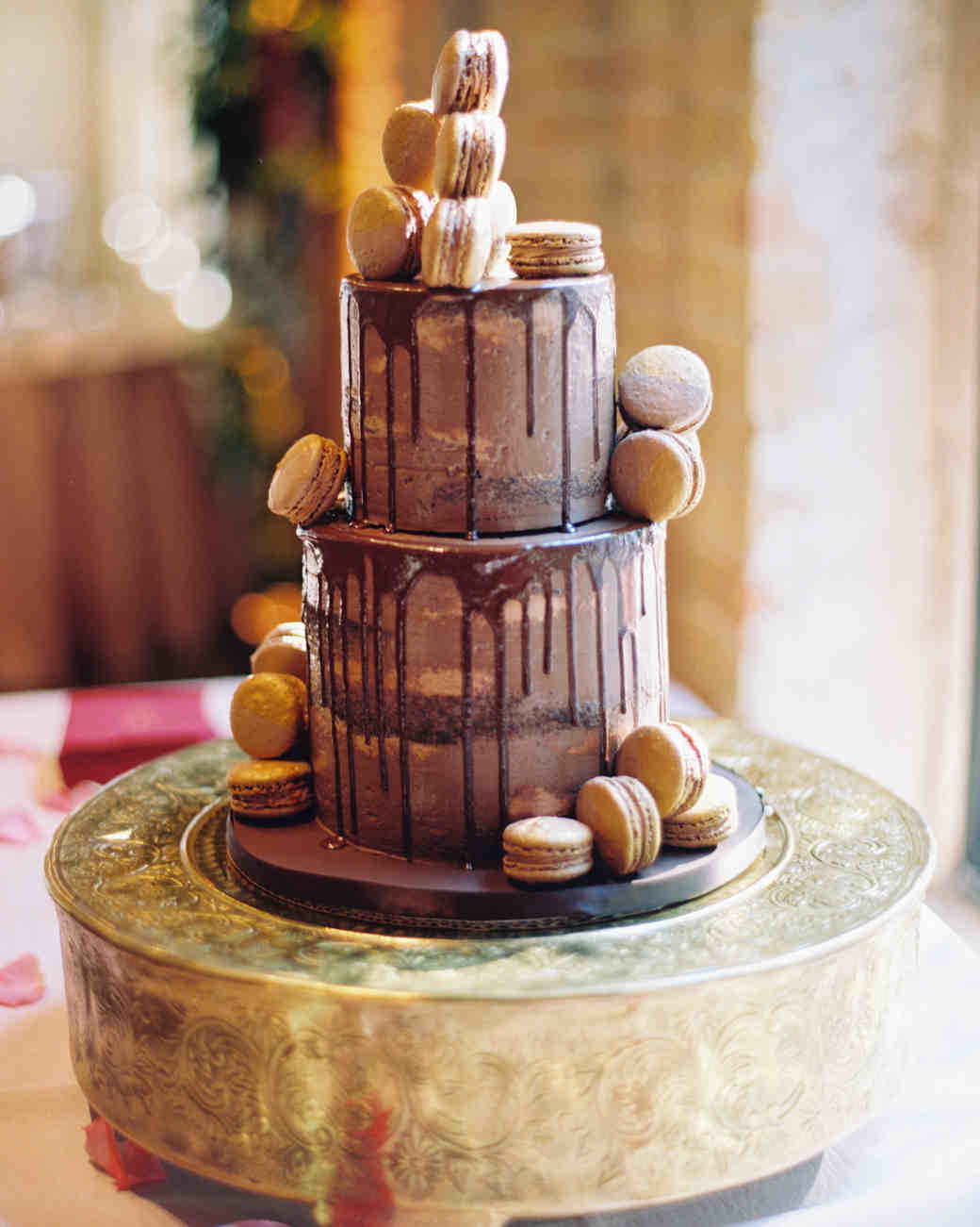fall wedding cakes jenna mcelroy