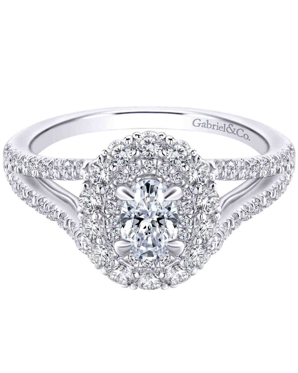 Oval Engagement Rings For The Bride To Be
