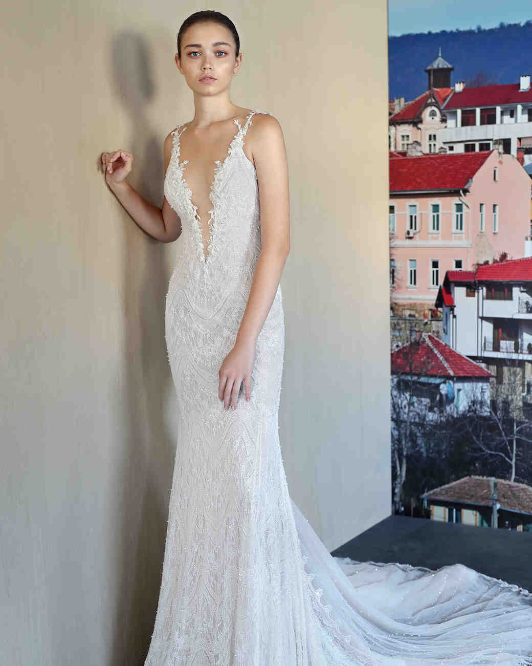 Galia Lahav Fall 2019 Wedding Dress Collection Martha Stewart Weddings