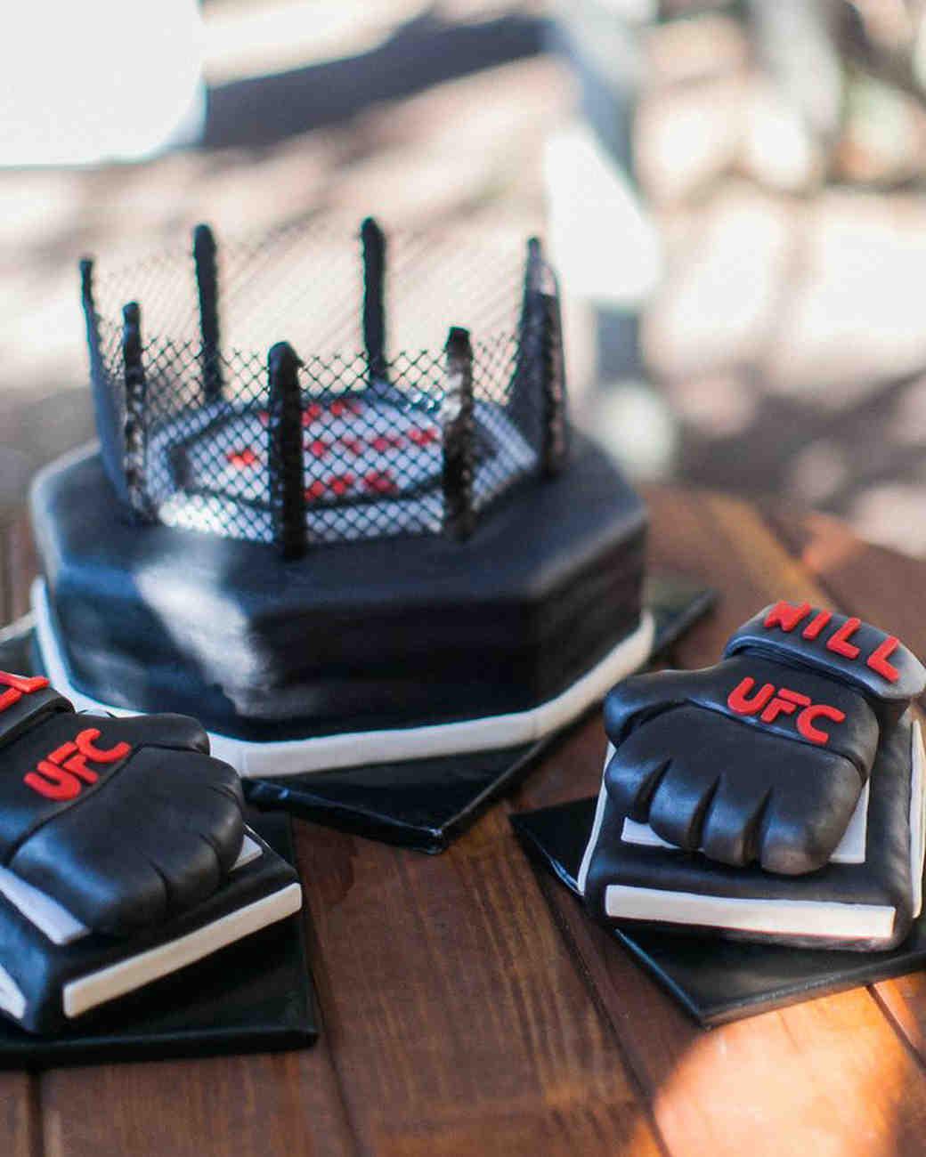 Grooms Wedding Cake Ideas: 24 Unique Ideas For The Groom's Cake
