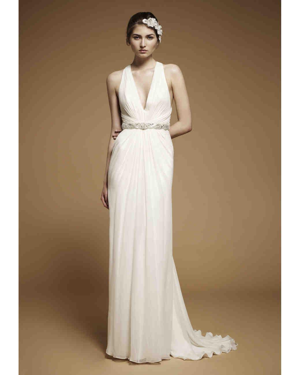 Old-Style Wedding Dresses