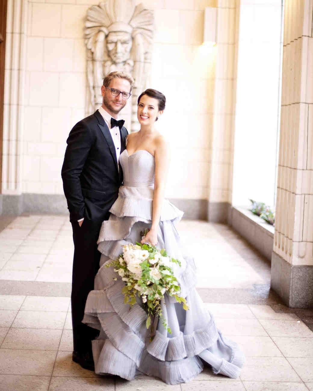 jess todd wedding couple